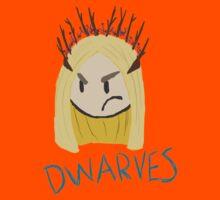 Thranduil: D W A R V E S Kids Clothes