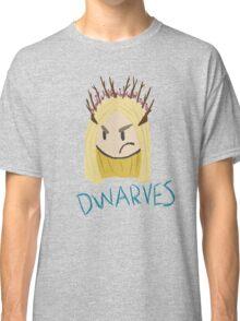 Thranduil: D W A R V E S Classic T-Shirt
