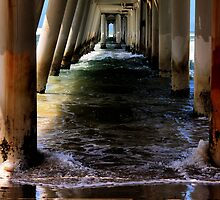 Sand Pumping Jetty by Nickie