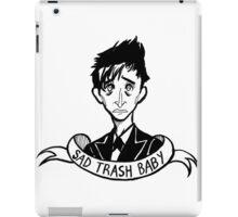 Trash Bird iPad Case/Skin