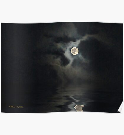 A Dark and Spooky Night Poster