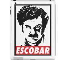 Escobar iPad Case/Skin