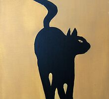 Cat Dance .....optical illusion by patrick trotter