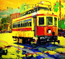 TROLLEY by Brian Simons