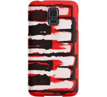 Monochromatic Scale Samsung Galaxy Case/Skin