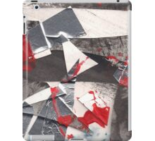 WORLD ORDERED NEW NONE(C2014) iPad Case/Skin