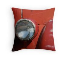 Goin' to Indian Mountain Throw Pillow