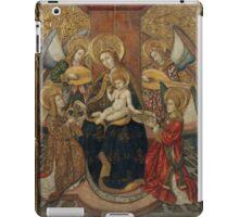 Benabarre, Pedro Garcia de - 1470, 211,8 x 147,5 cm iPad Case/Skin