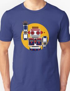 Robot Says Hello T-Shirt