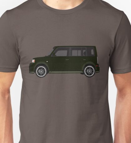 Vectored Boxcar Camo Unisex T-Shirt