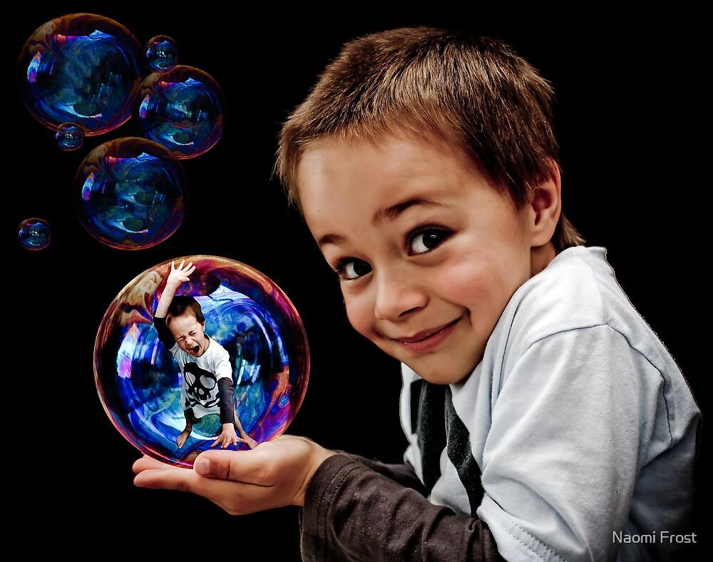Bubble Boy by Naomi Frost