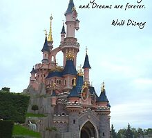 Disney Castle Quote by mmsh