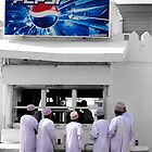 The Pepsi Stand by marycarr