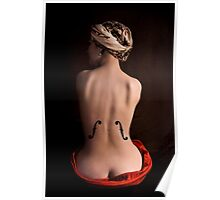 Le Violon d'Ingres - Homage to Man Ray Poster