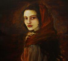 Esmeralda by Lou van Gendt