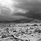 Burren thunderstorm by John Quinn