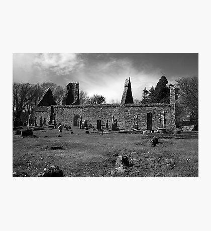 Dysert o Dea church Photographic Print