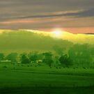 High Plains Sunrise by Neophytos