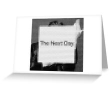 The Next Day - Block and Roll Greeting Card