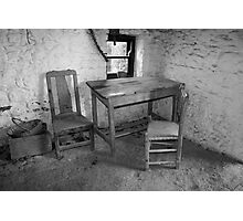 Bunratty cottage kitchen Photographic Print