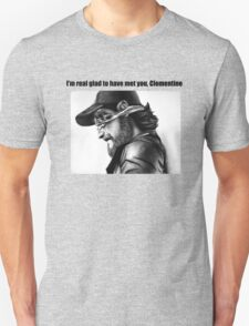 The Walking Dead - Kenny's Parting Words Unisex T-Shirt