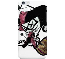 Voodoo Harley Quinn iPhone Case/Skin