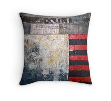Secrets of the Tideline Throw Pillow