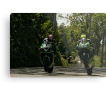 Isle of Man Road Racing 4 Metal Print