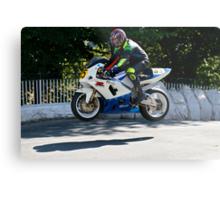 Isle of Man Road Racing 5 Metal Print