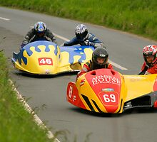 Isle of Man Road Racing 6 by Garrington