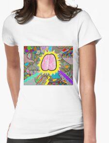 Neurodiversity Womens Fitted T-Shirt