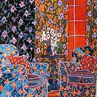 BEDROOM by Linda Arthurs