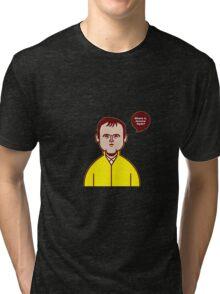 Utopia - Where is Jessica Hyde? Tri-blend T-Shirt