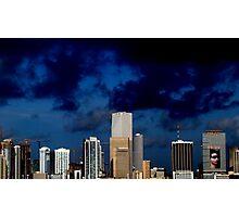 The Miamis  Photographic Print