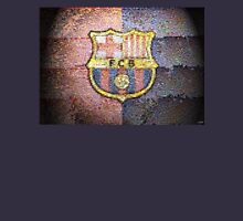 Barca, F.C. Barcelona, mosaic tiles, 4800 images, soccer, Messi, Neymar, red, blue, dots Unisex T-Shirt