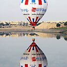 Reflective Balloon by Graham Taylor