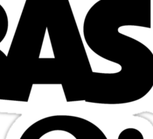 More Bass (Black) Sticker