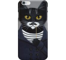 The Hipster Cat iPhone Case/Skin