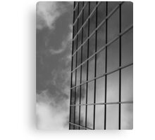 Corporate High Flying Canvas Print