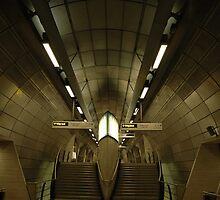 Station by Stephen Brockerton