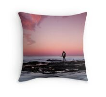 {Heading Out} Throw Pillow