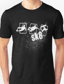 SK8 - White T-Shirt