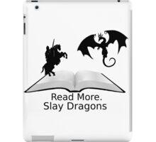Read More Slay Dragons iPad Case/Skin