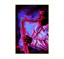 Jazz 18 Art Print