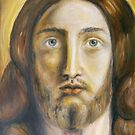 Jesus Christ, as in my heart by Lydia Cafarella