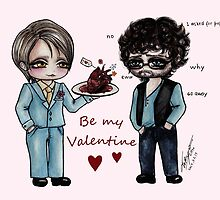 Hannibal: Be My Valentine by AscendeadMaster