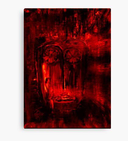 silent witness Canvas Print