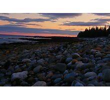 Rock Beach Photographic Print