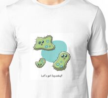 Squsihy the amobeba from 'My Cage' Unisex T-Shirt