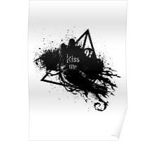 kiss my dementor Poster